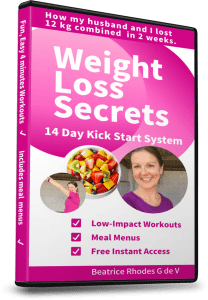 Kick Start Your Weight Loss Now!