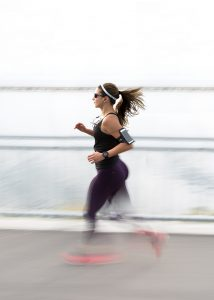 running women - exercise is good for you