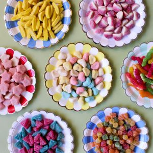 overloads on bad sugar sweets
