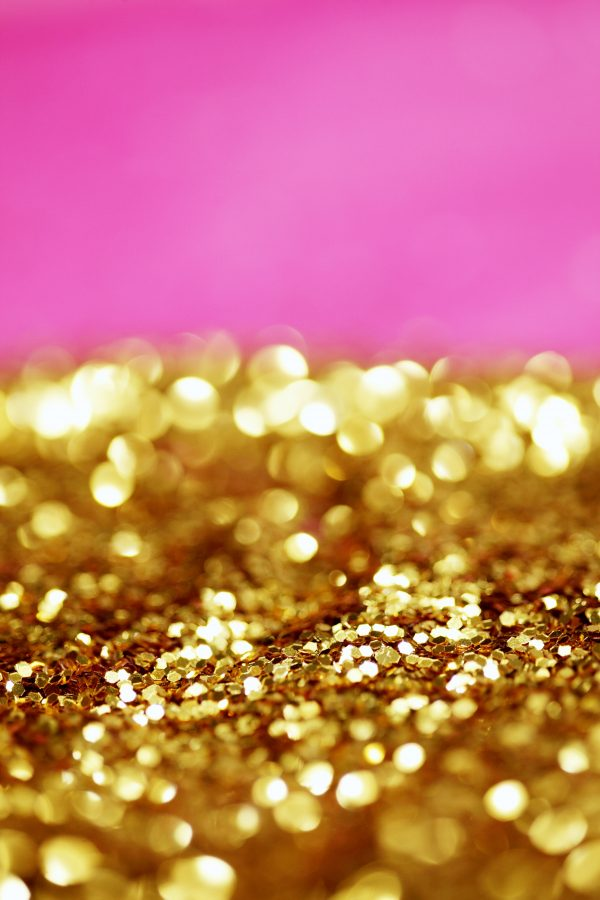 Limiting beliefs and how to change old habits pink and gold