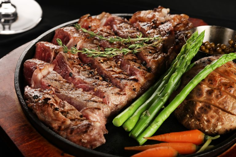 Is red meat killing you steak and vegetables