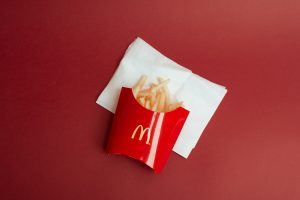 How to stop eating at McDonalds