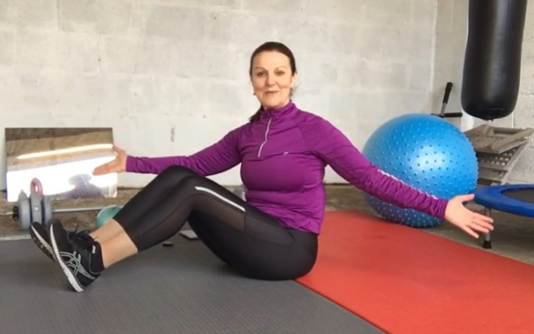 The Body Coach - Hiit session- 5 exercises-for intermediate beginners by Beatrice Rhodes G de V