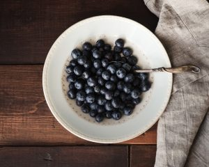 How to Eat for Balance blueberries healthy food