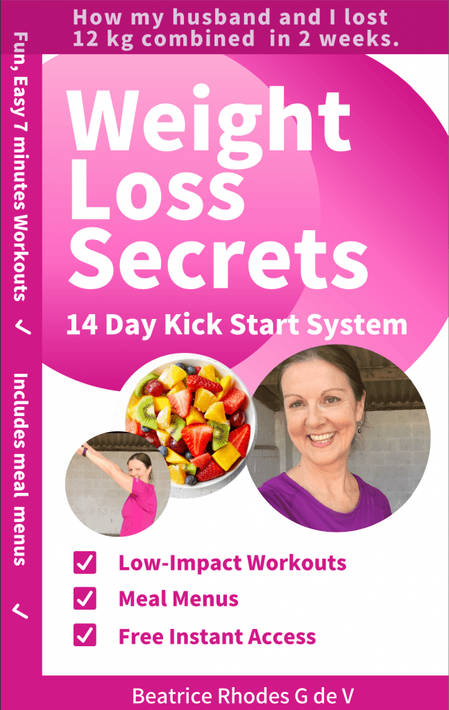 how to lose weight in 14 days