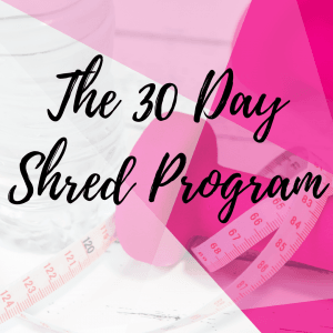 The 30 Day Shred Program