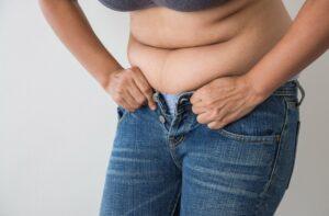 fat tummy gone