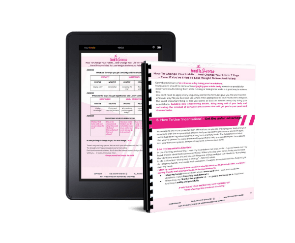 ipad and ringbook free gift bundle secret to success