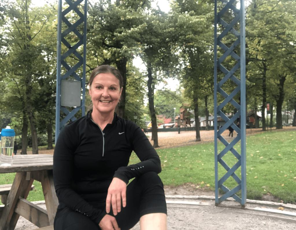 humlegarden workout beginners